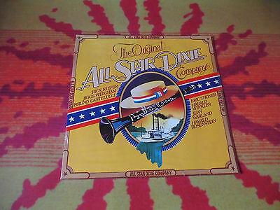 ♫♫♫ The Original All Star Dixie Company, New, still sealed OVP Vinyl LP NOS ♫♫♫
