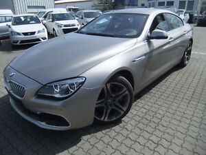 BMW 650i xDrive Gran Coupé Leder Zimt Harmann Kardon