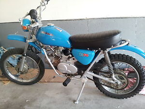 1971 Honda SL 70 4 Speed Manual clutch