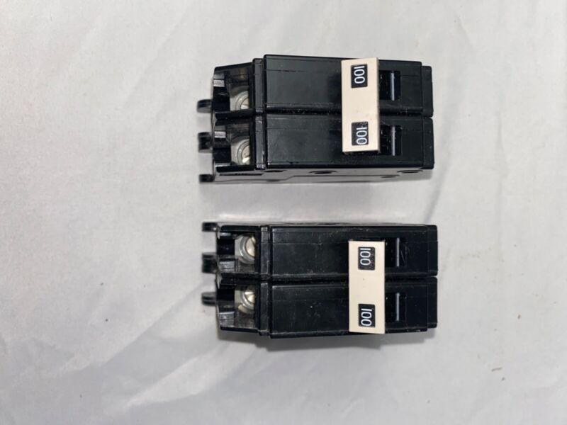 Eaton 100 amp circuit breakers