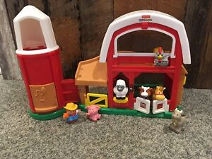 Ferme Little People Fisher Price