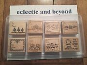 Stampin Up Christmas Stamps
