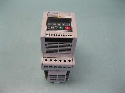 Allen-bradley 160-ba03nsf1 Ser C Variable Speed 1 Hp Drive G17 2343