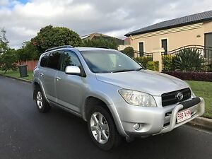 08 Toyota RAV4 4x4 wagon Auto 4cyl 7 Rego &Rwc $11800 Carindale Brisbane South East Preview