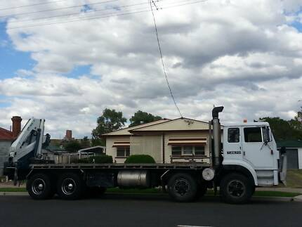Crane Truck for sale Sydney City Inner Sydney Preview