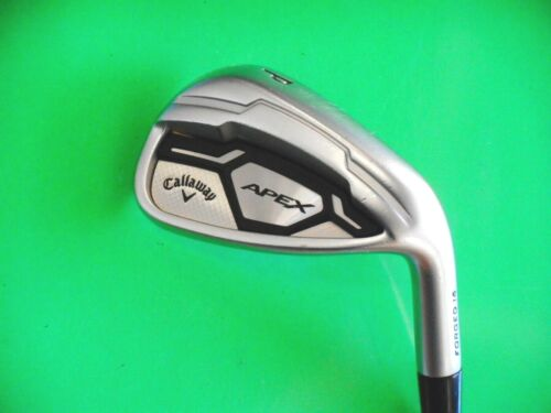CALLAWAY APEX FORGED 16 PITCHING WEDGE GRAPHITE RECOIL ES 760 F3