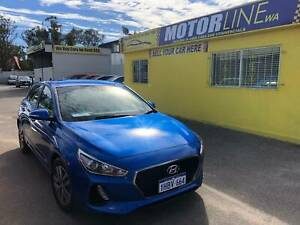 2017 Hyundai i30 ACTIVE 6SP 2.0L Automatic Hatchback $16,999 Kenwick Gosnells Area Preview