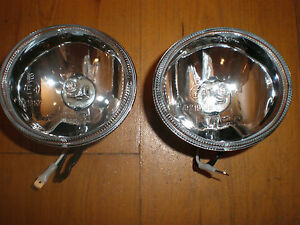NEW NOS GTO MONARO HSV CLUBSPORT GTS SENATOR OR XU6 FOG DRIVING LIGHTS GENUINE