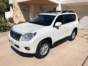 Toyota Landcruiser Prado Altitude 2013 Hove Holdfast Bay Preview
