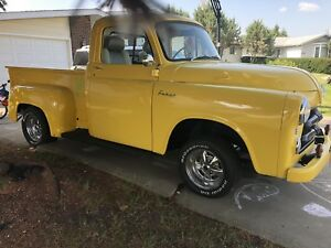 1954 Fargo Step Side Truck