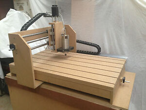 cnc-Budget-Router-Plans-DIY-Engraving-Part-Assembly-Drawings-with-Photos