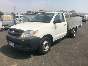 2006 TOYOTA HILUX 2X4 Hatton Vale Lockyer Valley Preview