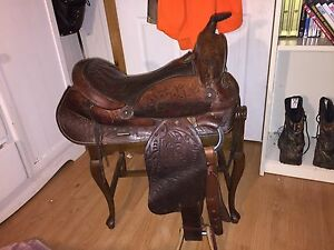 "14.5"" Western Saddle for sale"