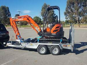New 3.5T ATM h/duty Plant Trailer - Glenthorne Trailers Kenwick Gosnells Area Preview