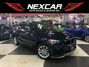 2015 BMW X1 DRIVE AUT0 AWD LEATHER PANO/ROOF P/SEAT 101K