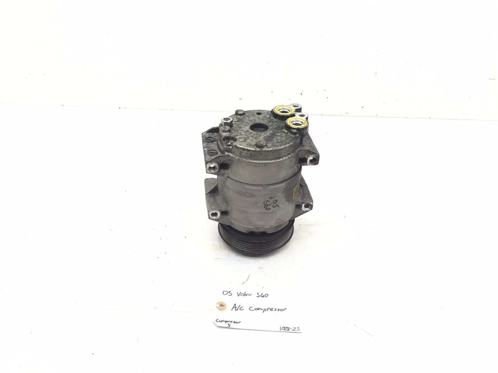 Used Volvo A C Compressors And Clutches For Sale Page 39 850 Ac Compressor 2005 2009 S60 Oem