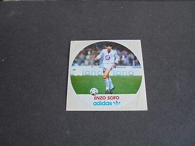 Sticker autocollant : Enzo Scifo - RSC Anderlecht