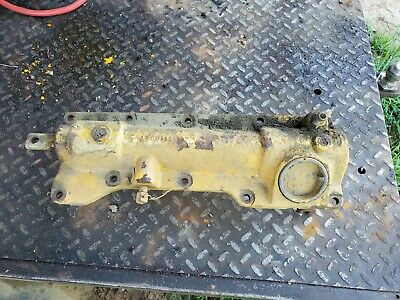 John Deere Tractor Crawler 440 Reverser Housing And Forks