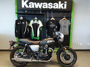2019 Kawasaki W800 CAFE Liquidation 2019