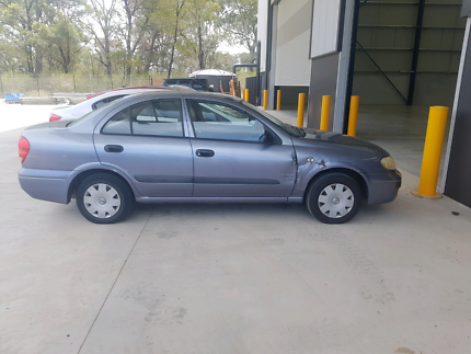 2004 Nissan Pulsar  Woolooware Sutherland Area Preview