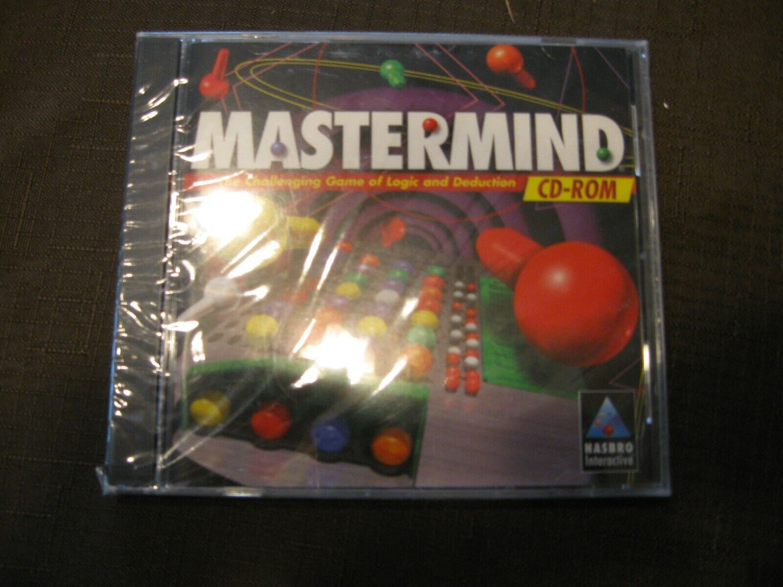 Computer Games - Vintage PC Computer game Mastermind CD-ROM NEW Sealed