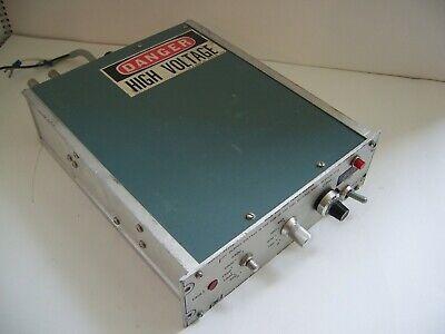 Power Designs Inc. High Voltage Scintillator Power Supply Model 3k10b 3000v 10ma