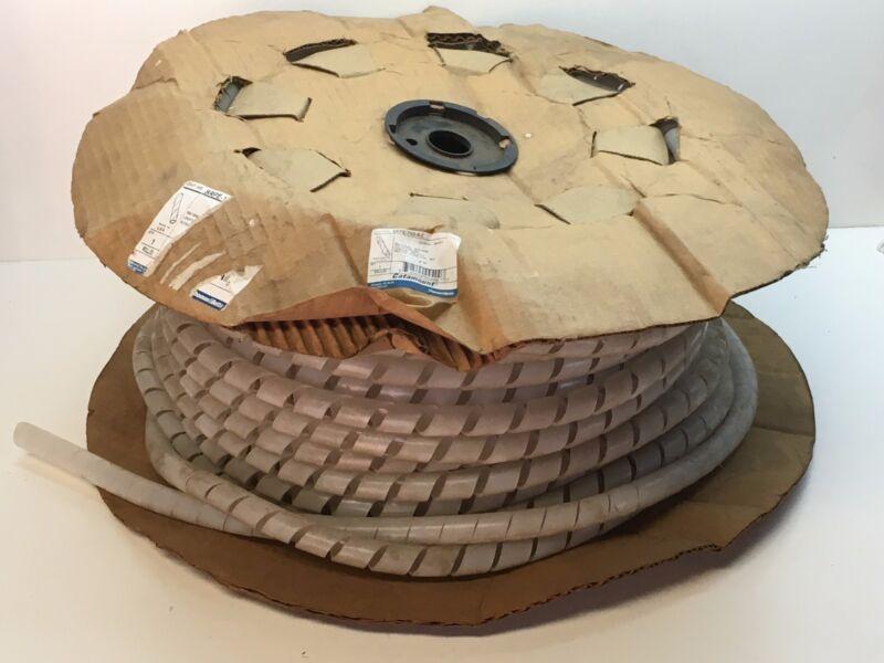 "(80ft) Thomas&Betts SRPE-750-9-C Catamount Polyethylene Spiral Wrap 3/4"" OD"
