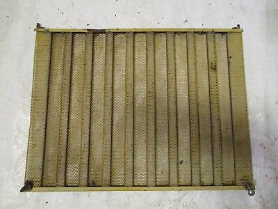Farmall Ih 154 Cub Tractor Grill Screen