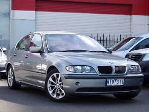 2004 BMW 325i Sedan  *** LOW KMS ***  $8,650 DRIVE AWAY Footscray Maribyrnong Area Preview