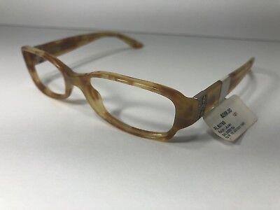 Ralph Lauren RL 6078 5303 Eyeglass Frame $259 Designer Women Gold Tortoise Glass