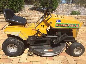 Greenfield 10HP 28 inch Ride-on Mower Armidale Armidale City Preview