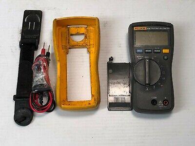 Fluke 116 True Rms Digital Multimeter - Tested Working