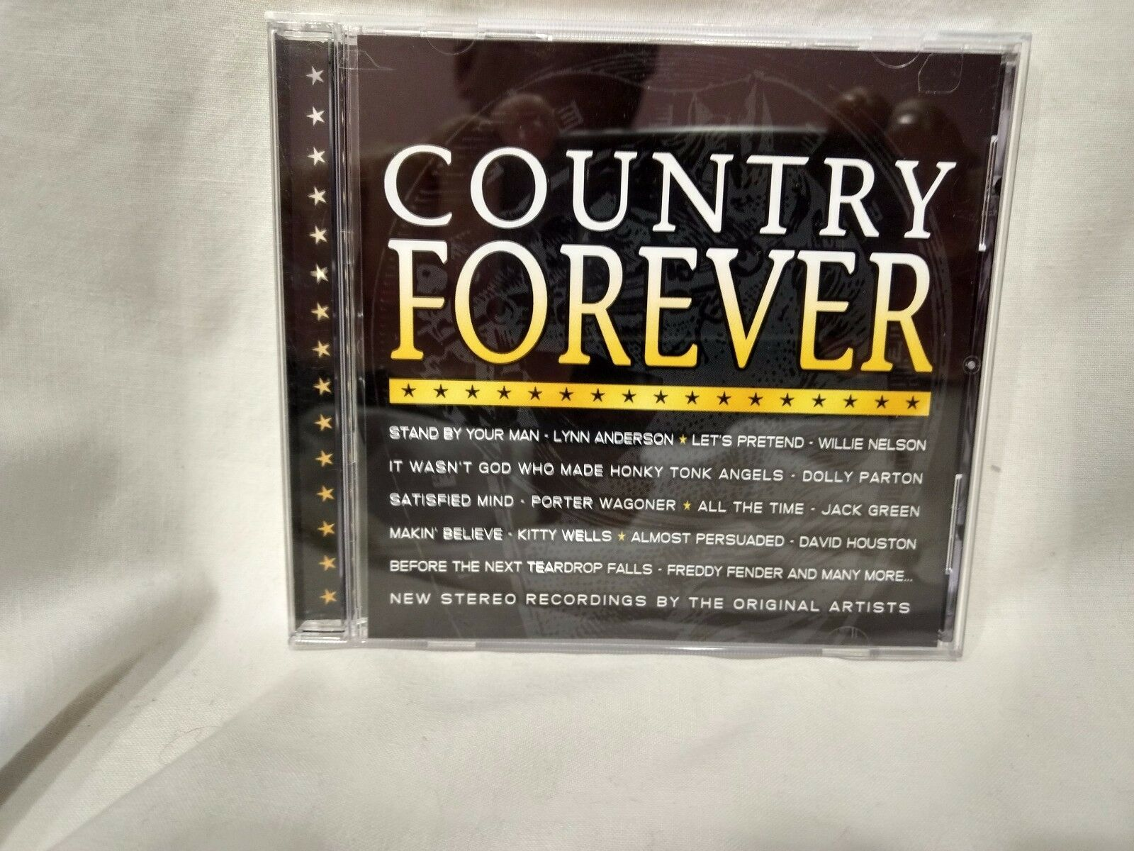 Selten Country Forever Import 2003 Direct Quelle Special Produkt Cd4970