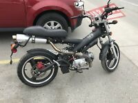 FUN LITTLE MOTOBIKE  minibike scooter  !!  FOR CAMPGROUNDS London Ontario Preview