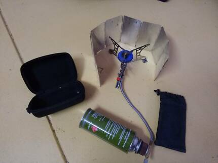 Portable butane stove Banora Point Tweed Heads Area Preview