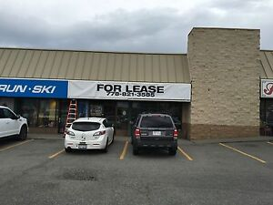 For Lease at Kelownas Most Prime Location