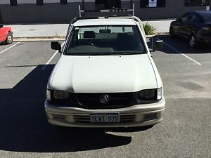 2002 Holden Rodeo Ute Madeley Wanneroo Area Preview