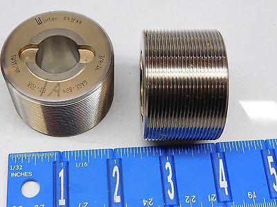 "LH /& RH 3//4/"" Stainless Steel Shaft   Threaded 3//4/""-16 18/"" Long  1 Pc"