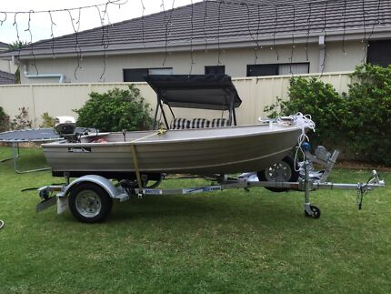 12ft tinny package Shellharbour Shellharbour Area Preview