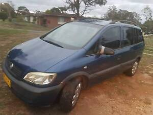 2003 Holden Zafira Wagon Taree Greater Taree Area Preview