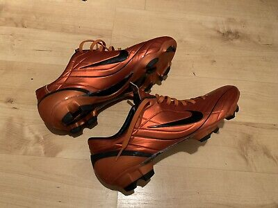 Nike Mercurial Vapor ii Orange FG UK 8