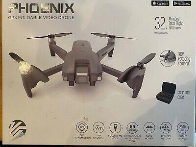 Pheonix- Gps Foldable Video Drone