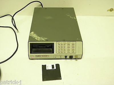 Spiricon Laser Beam Analyzer Model Lba-100a With Floppy Disk Vintage Lab Equip