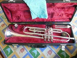 Yamaha student trumpet - silver Thornlands Redland Area Preview