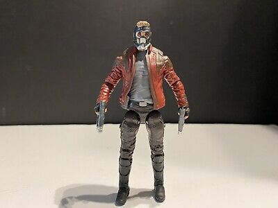 """Marvel Legends STAR-LORD 3.75"""" Action Figure Guardians Of The Galaxy Volume 2"""