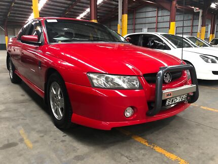 2007 Holden Crewman S 6 Speed Manual Ute Lambton Newcastle Area Preview