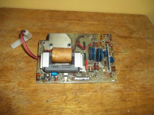 Tektronix  7704A Oscilloscope H.V. Board 42   Pt.# 670-1855