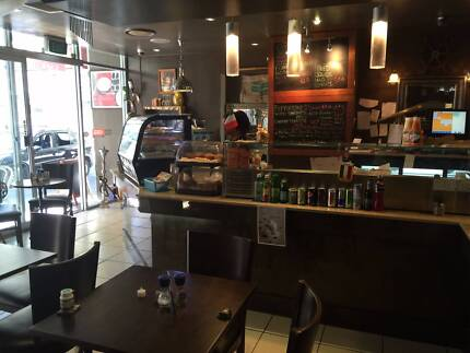 Cafee off george st walk in walk out $75,000 Kogarah Rockdale Area Preview