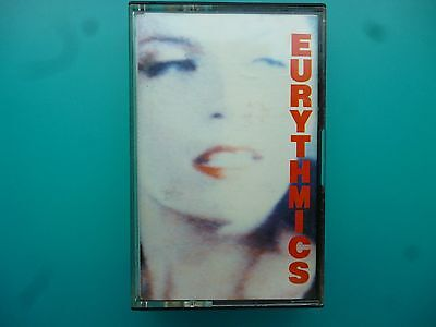"EURYTHMICS   "" BE YOURSELF TONIGHT  ""  CASSETTE"