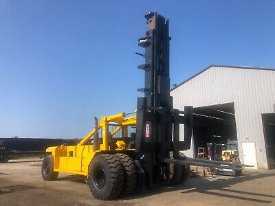 Taylor Forklift 110000lb Capacity With 10 Forks
